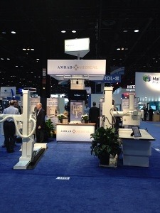Summit Industries RSNA exhibit
