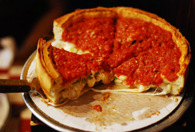 Best Food Places Downtown Chicago